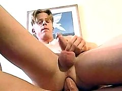 Boys cock cream after first time anal sex
