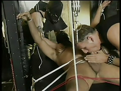 Gay leather and slaving fuck fest in 1 episode