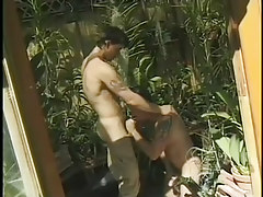 Charming youthful gardener sodomized by bad boi in 1 episode