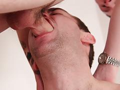 A Hard Fuck For Shaggy Lincoln - Daniel Scott And Lincoln Gates