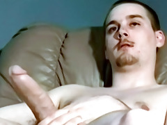 Blaze Cums Hard Subsequently Getting Fucked - Blaze