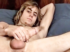 Country Boy Cock Masturbating - Carl Alexander