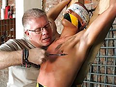 Slave Boy Made To Squirt - Kenzie Mitch And Sebastian Kane