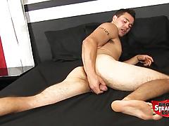 Sergio Valen Shows Off