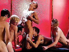 HXLS44 Live Show Orgy