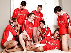 Goal Orgy Club, Scene #01