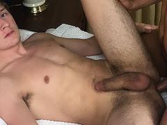 Oliver Saxon & Kyle Steele BAREBACK in Charlotte