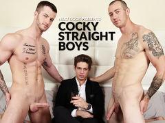 Cocky Right away Boys