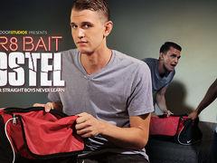 STR8 Bait Hostel: Straight Boys Never Learn