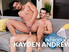 Introducing Kayden Andrews