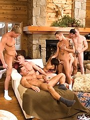 Roman Heart::Adam Killian::Shane Frost::Landon Conrad::Gavin Waters::Brandon Bangs::Angelo Marconi::Tony Addict