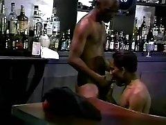 Beefy black stud engaging mighty dick