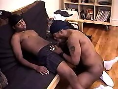 Black schlong penetrates rigid ass