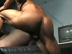 Black gay spreads for heavy schlong