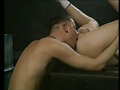 Young gay licks tight sweet asshole