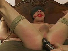 Trent Diesel's Orgasmic Adventure - Kink Studs